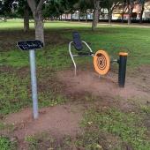 Installazione stazioni fitness a Sant'Antioco (CI)