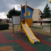 Un pieno di novità nei parchi gioco di Elmas (CA)