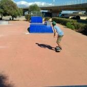 Realizzazione skatepark a Sant'Antioco (CI)