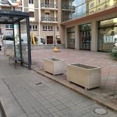 Fornitura e posizionamento fioriere a Cagliari