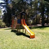 Nuova area giochi sul Monte Ortobene - Nuoro